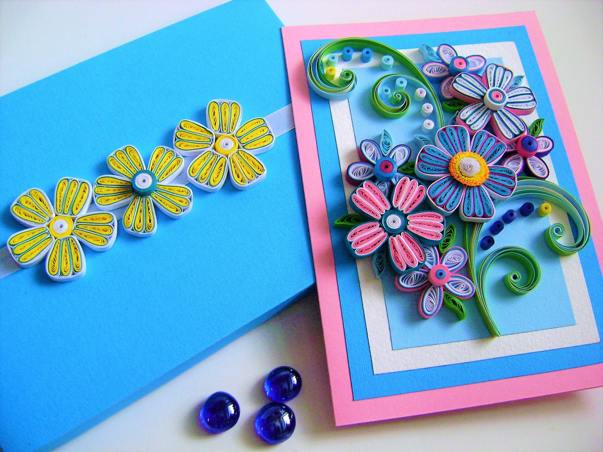 Anniversary Quilling Cardwedding Anniversary Cardanniversary Card