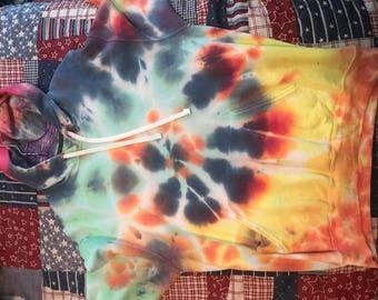 Custom Tie Dye Hoodies