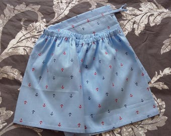 Cute shorts with red, 4 years