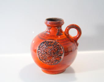 Fantastic vase by Walter Gerhards,  West German Pottery  WGP, 270/20