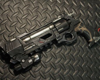 Mccree Peacekeeper Blackwatch 1:1 Scale (free shipping)