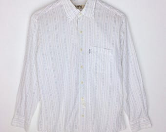 Rare Design Kansai Jeans by Kansai Yamamoto Shirt