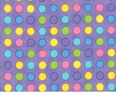 Purple Polka Dot from the Confetti Collection by My and My Sister Designs for Moda, 22320 12, Everywhere Purple Novelty Dots