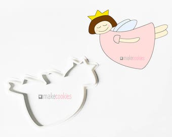 Fairy Cookie Cutter