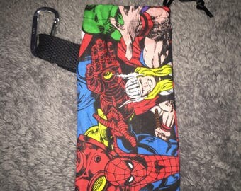 Disney Cell Phone Carrying Bag (Marvel)