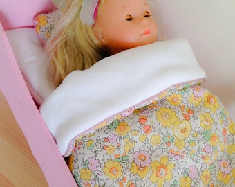 bed for doll in liberty betsy Sun to order