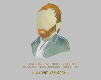 Vincent van Gogh Print
