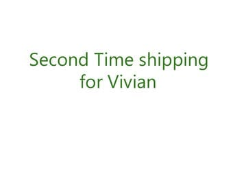 Shipping of the Panda cushion for Vivian