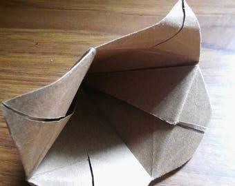 25 Origami Harebells (Paper Harebell, Origami Flower, Paper Flower, Origami Centrepiece, Origami Confetti, Confetti Flowers, Wedding Flower)