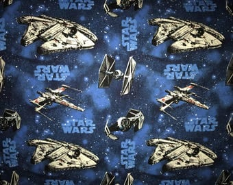 "Star Wars Vehicle Blanket Is The Perfect Gift For The Star Wars Fan!!! 100% Cotton & Snuggle Flannel Material, Measures 50""l x 40""w."