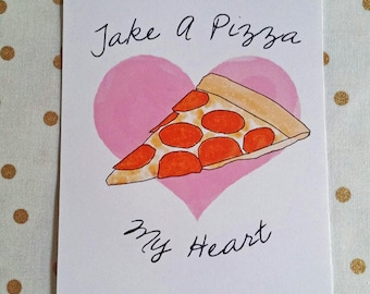 Take A Pizza My Heart Mini