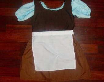 Cinderella Inspired Rag Dress