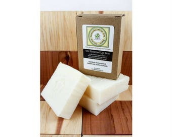 The Amazing Sudsy Bar Old Fashioned Lye Soap Great For
