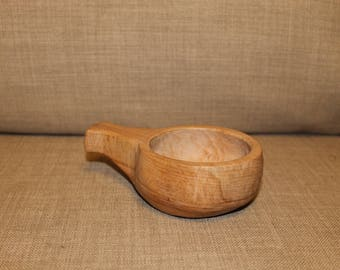 Cup of wood