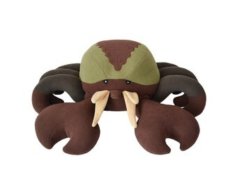 The Elder Scrolls Online: Mudcrab Designer Plush Toy