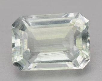 Beautiful 1.00 Cts  Natural Unheated Blue Aquamarine Emerald  Loose Gemstones