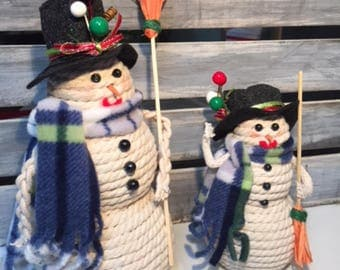 Holiday Snowman Set