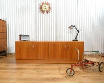 Lovely G plan fresco teak TV / Media unit record low sideboard cupboard