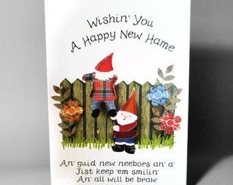 New Home Card 'New Neebors' WWNH09