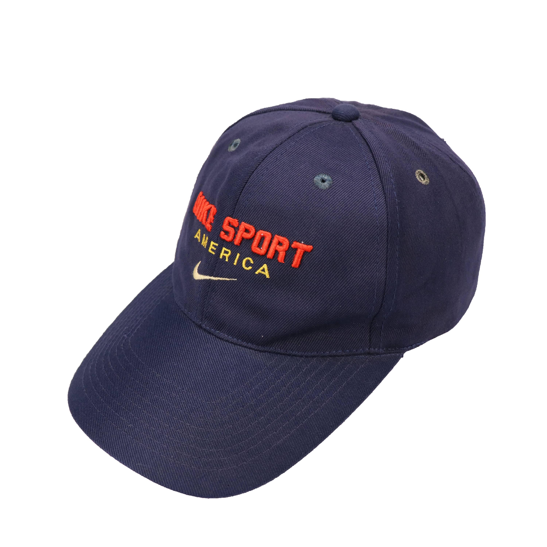 Vintage 90s NIKE Cap Hat  E102114044563721M  -  35.00   Generalnews.top 7b4db9ee567