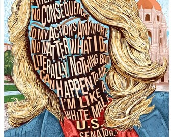 Famous Hair/ LInes: Leslie Knope