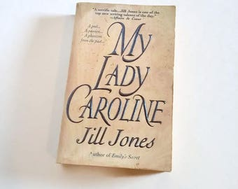 My Lady Caroline by Jill Jones  Paperback  Romance
