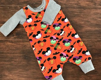 0-3 Month Halloween Outfit, Baby's First Halloween Outfit, Baby Clothes, Baby Girl Clothes, Baby Boy Clothes, October Baby Outfit