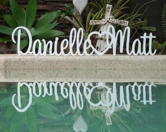 Wedding Signs, Custom wedding signs, Rustic Wedding Signs, Wooden Wedding sign, Wedding name sign, Wedding Decor
