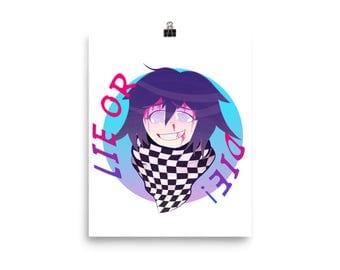 Kokoichi - Lie or die - Poster