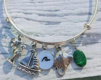 Moana Inspired Jewelry Set, Wayfinder Princess, Fairytale Princess, Ocean Jewelry, Tropical Necklace, Polynesian Mythology, Seashell Jewelry
