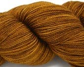 Madelinetosh Yarn - Indie Sock Yarn - Merino Wool - Brown Yarn - Superwash Wool - Knitting Wool - Hand Dyed Sock Yarn - Sock Yarn Destash