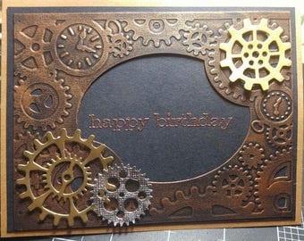 Happy Birthday Card//Handmade Card
