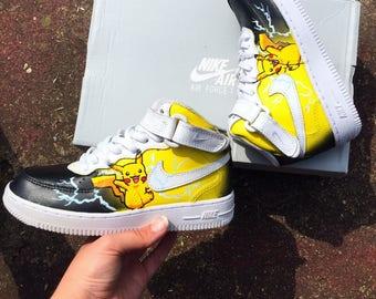 Pikachu nike Air Force one