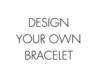Customize Your Own Metaphysical or Essential Oil Diffuser Bracelet