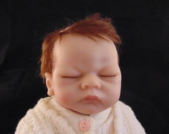 "OOAK Supplies 10 inch  ""Emmy""  Baby doll to Reborn"