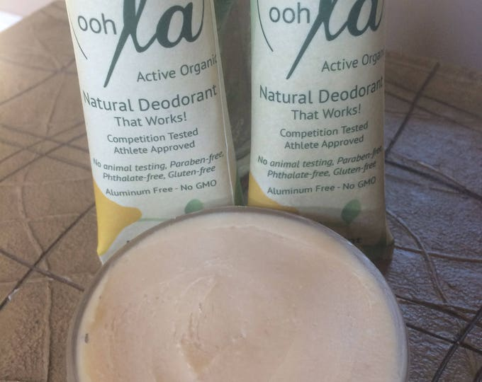 INTRODUCING OUR NEW PRODUCT! Natural Probiotic Deodorant, Pit Paste,Probiotic Deodorant, Natural Deodorant, Aluminum Free, Natural Pit Paste