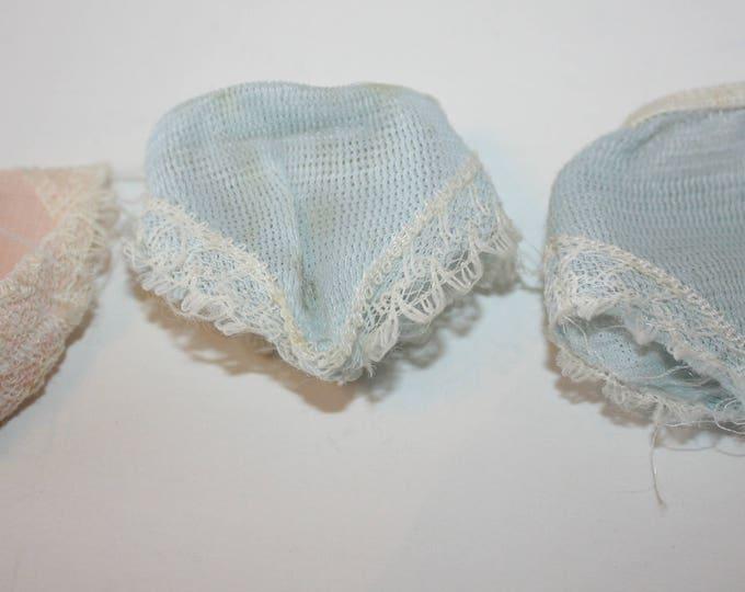 Vintage No Label Lot of 3 Underwear for Pepper Penny Skipper Dolls
