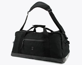 Weekender Bag, Travel Bag, Men's Weekender Bag, Initials Bag, Monogram Bag, Men's Travel Bag, Men's Gym Bag, Men's Duffel, Gift for Him