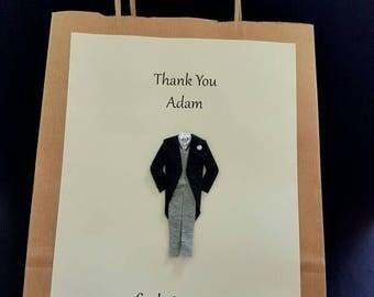 Thank You Wedding Gift Bags