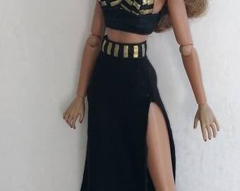 Fashion royalty 12 inch fashion doll dress is one size fits all fashion dolls