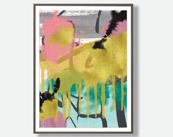 Abstract Art Print, Printable Abstract Art, Printable Large Poster, Abstract Poster, Printable Abstract Art, Modern Abstract Wall Art, Art