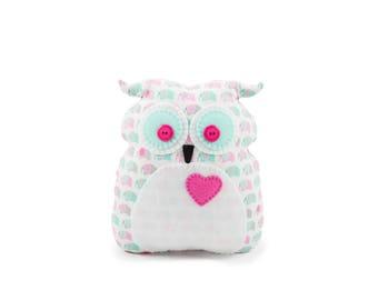 Owl Cushion Josephine