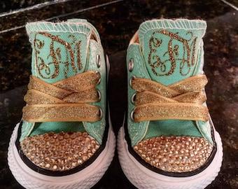 Monogrammed Converse Chuck Taylor Sneaker