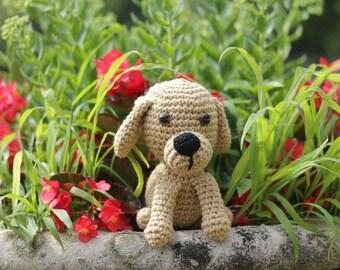 Crochet Little Dog - Pattern
