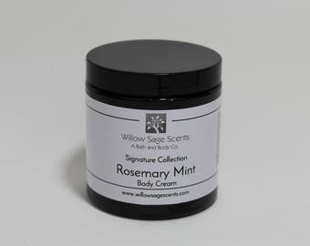 Body Cream~ Body Moisturizer~ Gifts for Her~ Christmas Gift~ Whipped Body Cream~ Bath and Body~