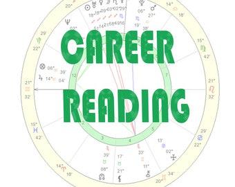 Career Astrology Reading
