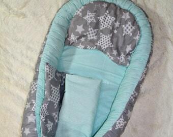 TODDLER babynest, baby nest removable mattress, babynest toddler, co sleeper, baby nest bed