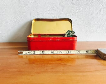 Brother Sewing Tin and Accessories