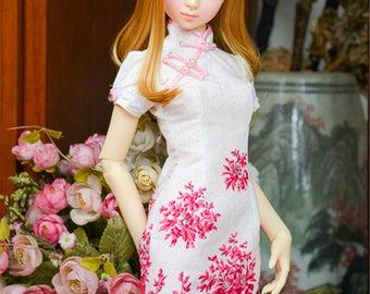 BJD Cheongsam(Qipao) Doll Clothes