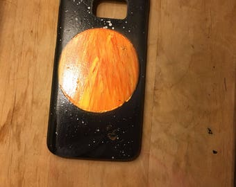 Sun phone case